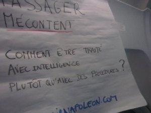 Affiche Air Napoléon