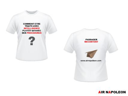 T-Shirt Air Napoléon Original