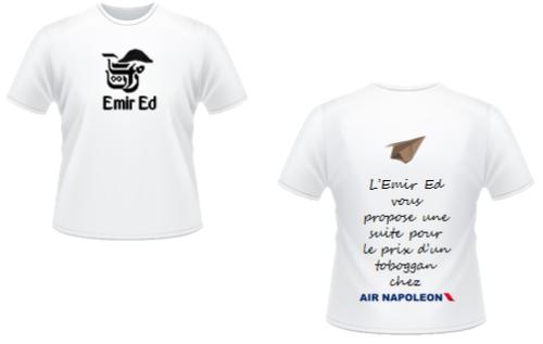 Suite de la compagnie de l'Emir Ed
