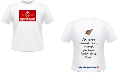 Couscous Royal Air Momo